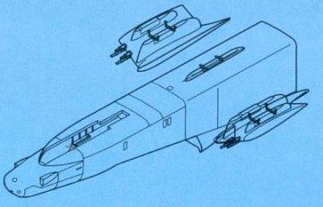 OV-10D Bronco - - Armament set · CMK 72100 ·  CMK · 1:72