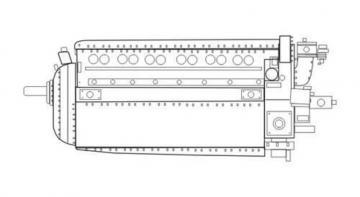 Allison V-1710 series FBristol PegasIII · CMK 7281 ·  CMK · 1:72
