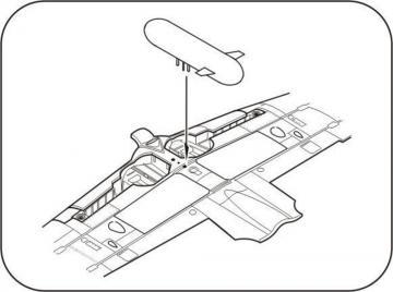 A6M5 Zero - Exterior set [Tamiya] · CMK 7286 ·  CMK · 1:72