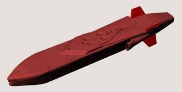 Long-Range Air-to-Surface Missile (1 Stück) · CMK 7303 ·  CMK · 1:72