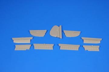Blenheim Mk.I - Control Surfaces [Airfix] · CMK 7337 ·  CMK · 1:72