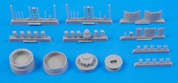 Blenheim Mk.I - Engine Set [Airfix] · CMK 7346 ·  CMK · 1:72