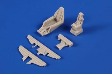 A-4B/Q Skyhawk - Interior · CMK 7431 ·  CMK · 1:72