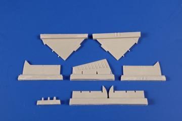 A-4B/Q Skyhawk - Control Surfaces · CMK 7432 ·  CMK · 1:72