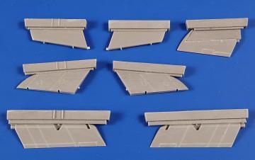 Supermarine Swift - Control Surfaces · CMK 7440 ·  CMK · 1:72