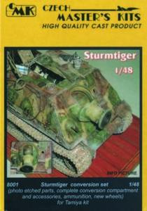 Sturmtiger - Umbauset · CMK 8001 ·  CMK · 1:48