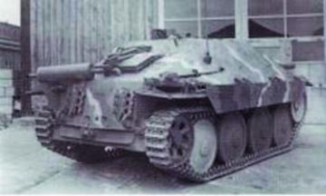 Jagdpanzer Star - Umbauset [Tamiya] · CMK 8022 ·  CMK · 1:48