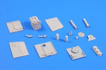 Tiger I - Engine Set [Tamiya] · CMK 8043 ·  CMK · 1:48