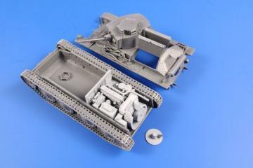 Pz.38(t) Ausf. E/F - Engine Set · CMK 8059 ·  CMK · 1:48