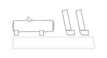 Pz.Kpfw. IV - Exhaust · CMK B72043 ·  CMK · 1:72