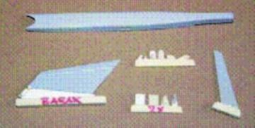 F-16D Barak Block 30 Early IAF - Engine GE [Hasegawa] · CMK C4191 ·  CMK · 1:48