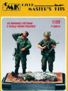 US Marines Vietnam (2 Figuren) · CMK CMF35014 ·  CMK · 1:35