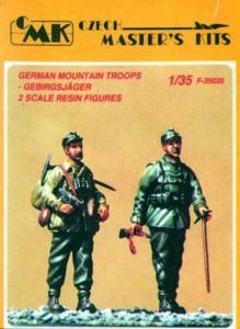 Deutsche Gebirgsjäger · CMK CMF35035 ·  CMK · 1:35