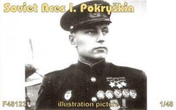 Soviet Aces I.Pokryskin · CMK CMF48123 ·  CMK · 1:48