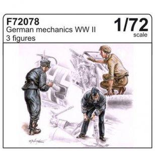 Deutsche Luftwaffen Mechaniker · CMK CMF72078 ·  CMK · 1:72