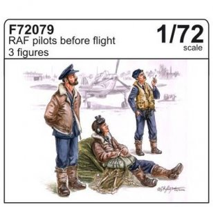 RAF Piloten · CMK CMF72079 ·  CMK · 1:72
