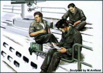 U-VII Besatzung · CMK CMF72127 ·  CMK · 1:72