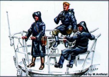 U-VII Oberdeck Besatzung · CMK CMF72133 ·  CMK · 1:72