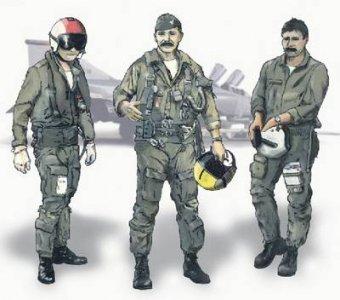 US Pilots Vietnam · CMK CMF72134 ·  CMK · 1:72