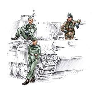 Waffen SS Tankers · CMK CMF72141 ·  CMK · 1:72