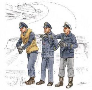 Bridge crew for Schnellboat S-100 · CMK CMF72158 ·  CMK · 1:72