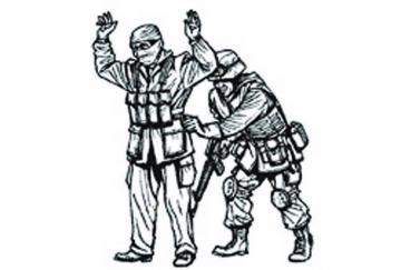 Iraq Warrior + MP Soldier · CMK F35199 ·  CMK · 1:35
