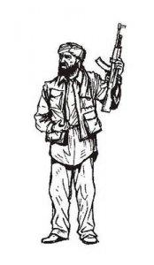 Palestine warrior (1 Figur) · CMK F35207 ·  CMK · 1:35
