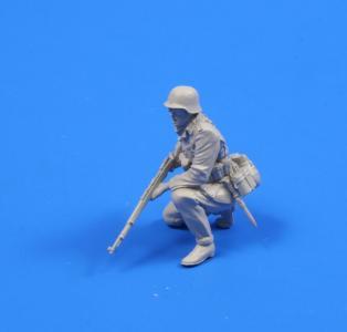 Ger. WWII Infantryman from Africa (1 Figur) · CMK F35215 ·  CMK · 1:35