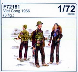 Viet Kong 1966 · CMK F72181 ·  CMK · 1:72