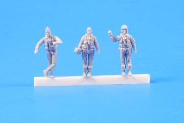 US modern jet pilots (3 Figuren) USA, Modern · CMK F72222 ·  CMK · 1:72