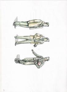 USAF Pilots modern (3 Figuren) · CMK F72231 ·  CMK · 1:72
