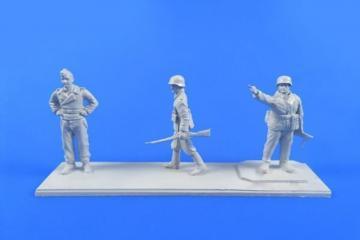German WWII Wehrmacht Soldiers 1944 · CMK F72307 ·  CMK · 1:72