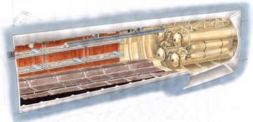U-Boot Typ IX - Front Torpedo Section [Revell] · CMK N72011 ·  CMK · 1:72