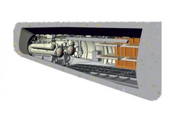 U-Boot IX - Rear Torpedo Section & Crew bunk [Revell] · CMK N72012 ·  CMK · 1:72