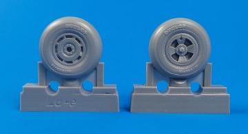 Tempest Mk.II/V/VI-main - Wheels late type · CMK Q32242 ·  CMK · 1:32