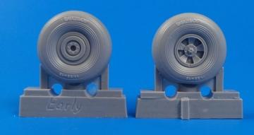 Tempest Mk.V/Typhoon Mk.I - Main wheels · CMK Q32243 ·  CMK · 1:32