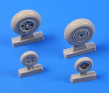 Canberra Bomber version - Wheels [Airfix] · CMK Q48135 ·  CMK · 1:48