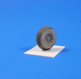 P-51D Mustang - Wheels Diamond a.Hole Tread Pattern · CMK Q48180 ·  CMK · 1:48