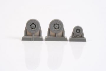 Sea Wixen - Wheels set · CMK Q48278 ·  CMK · 1:48