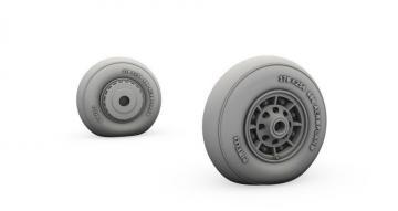 Reggiane Re 2000 - Main Wheels · CMK Q48371 ·  CMK · 1:48