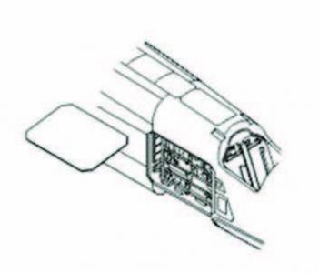 TSR-2 Systemschacht · CMK Q72009 ·  CMK · 1:72