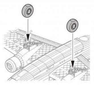 Wellington Mk I,III,VII,X - Wheels · CMK Q72023 ·  CMK · 1:72