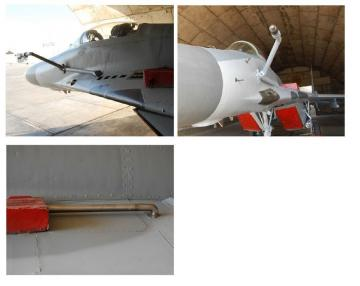 Mig-29SMP/BM - IFR Probe · CMK Q72191 ·  CMK · 1:72