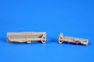 F-4A/B/C/D/E/F/G - Nose - Undercarriage leg · CMK Q72225 ·  CMK · 1:72