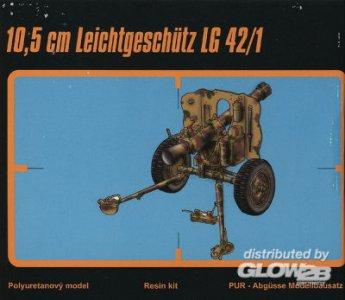 10,5 cm Leichtgeschütz LG 42/1 · CMK RA040 ·  CMK · 1:35