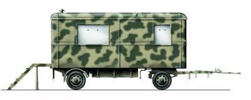 German Commander´s  Caravan, WWII · CMK RA048 ·  CMK · 1:35