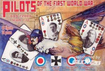 Pilots of the First World War · DDS 72003 ·  DDS · 1:72
