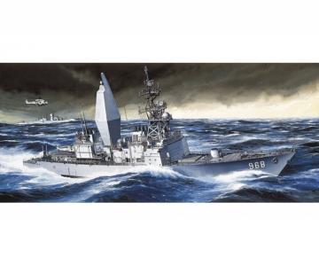 USS Arthur W Radford AEMSS Destroyer · DR 1018 ·  Dragon · 1:350