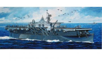 U.S.S. Independence CVL-22 · DR 1024 ·  Dragon · 1:350