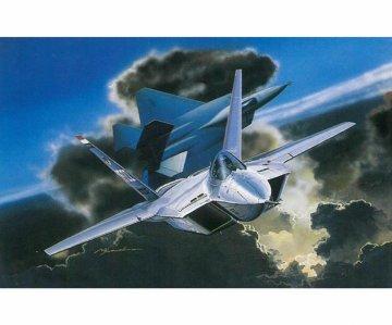 YF-22 Lightning II · DR 2508 ·  Dragon · 1:72